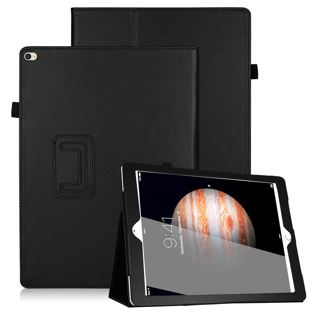 Tui housse coque cuir protection folding cover support for Housse protection ipad