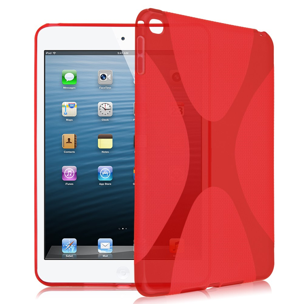 Squishy Ipad Mini Cases : Soft Silicone Rubber Gel Skin Case Cover For 12.9