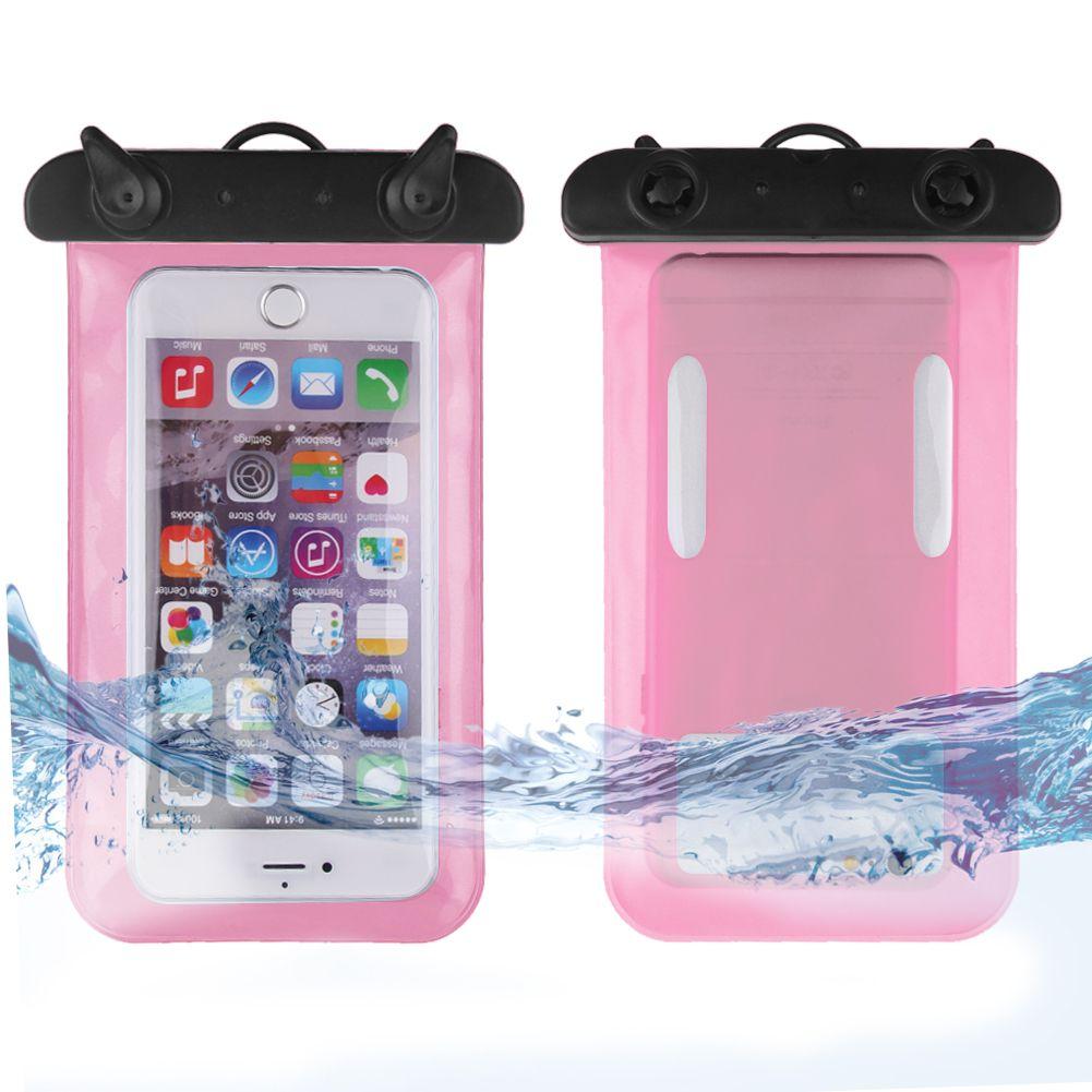 Housse etui coque etanche pochette sac waterproof pour for Housse etanche pour iphone