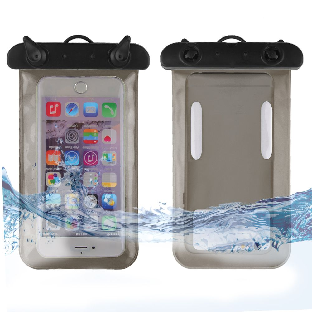 waterproof dry bag pouch case protector arm band cover for ipod cell phone mp3 ebay. Black Bedroom Furniture Sets. Home Design Ideas