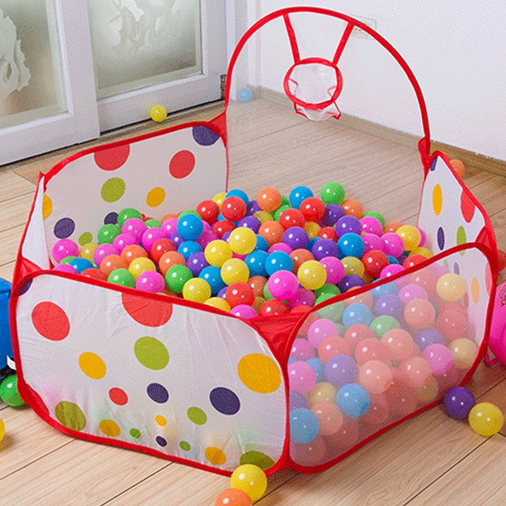 Childrens Pit Ball Pool Play House Kids Play Tents Indoor Outdoor ...