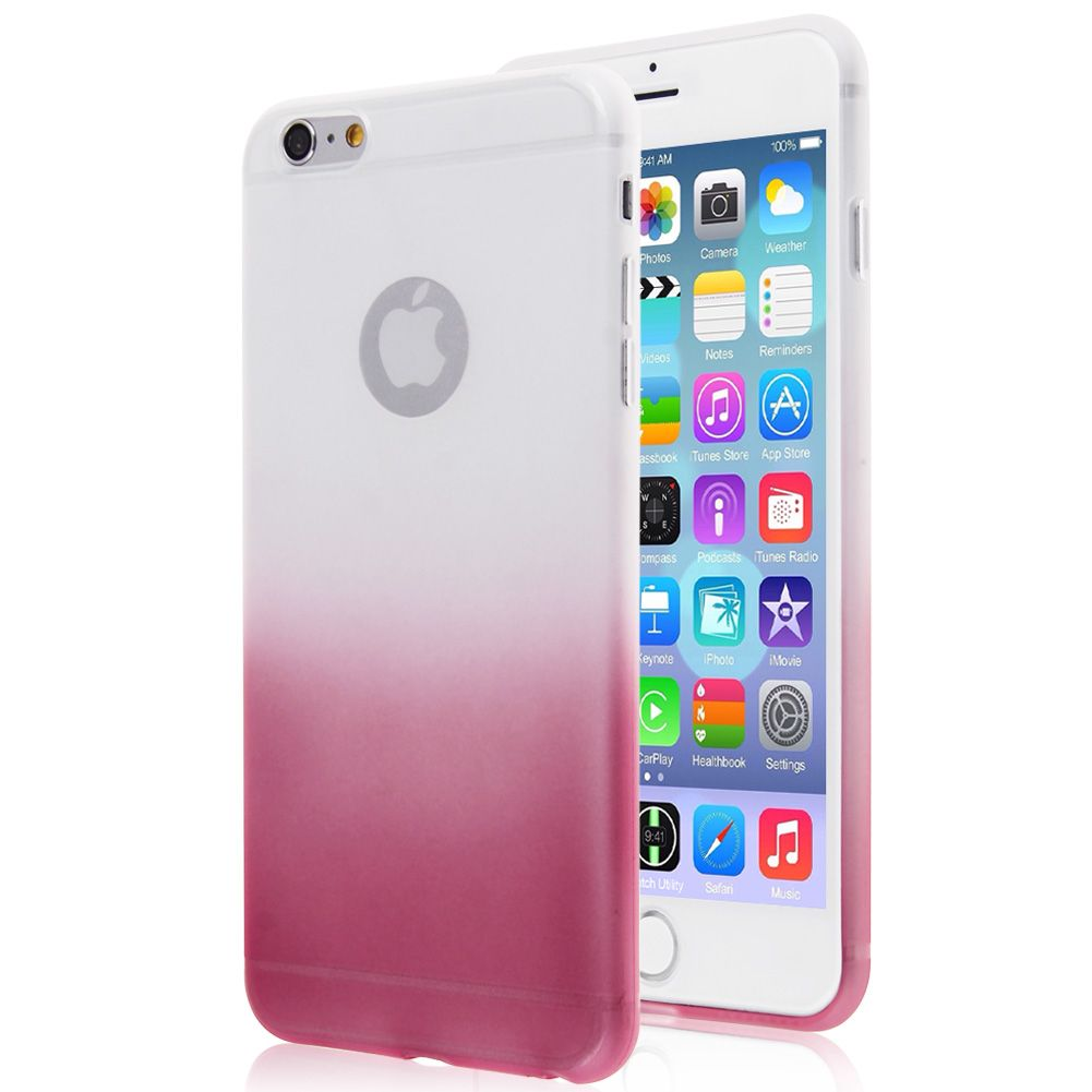 Coques etui housse silicone tpu gel case pour iphone 6 6s for Housse silicone iphone 7