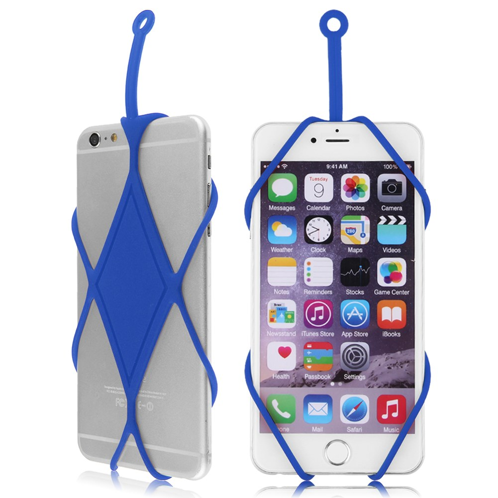 Silicone cases for cell phones