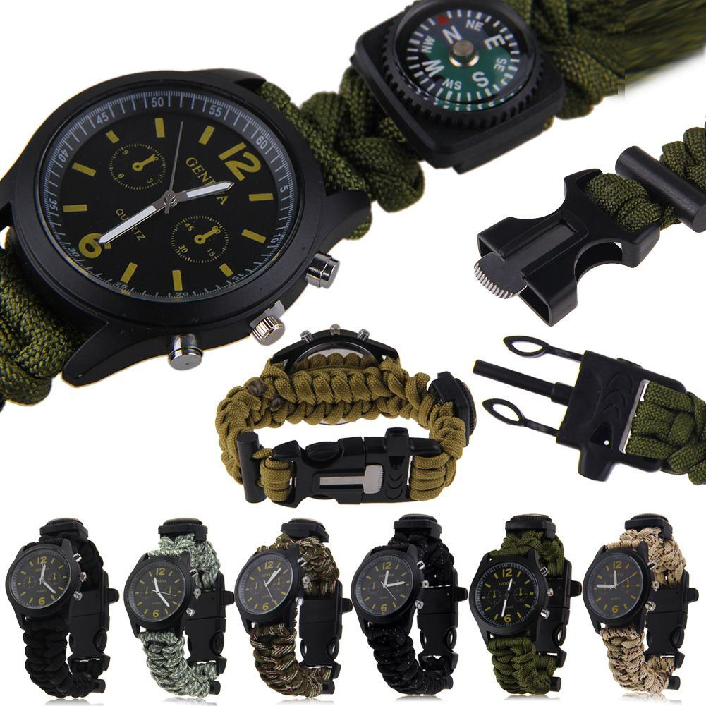 Whistle Camping Watch  Gear