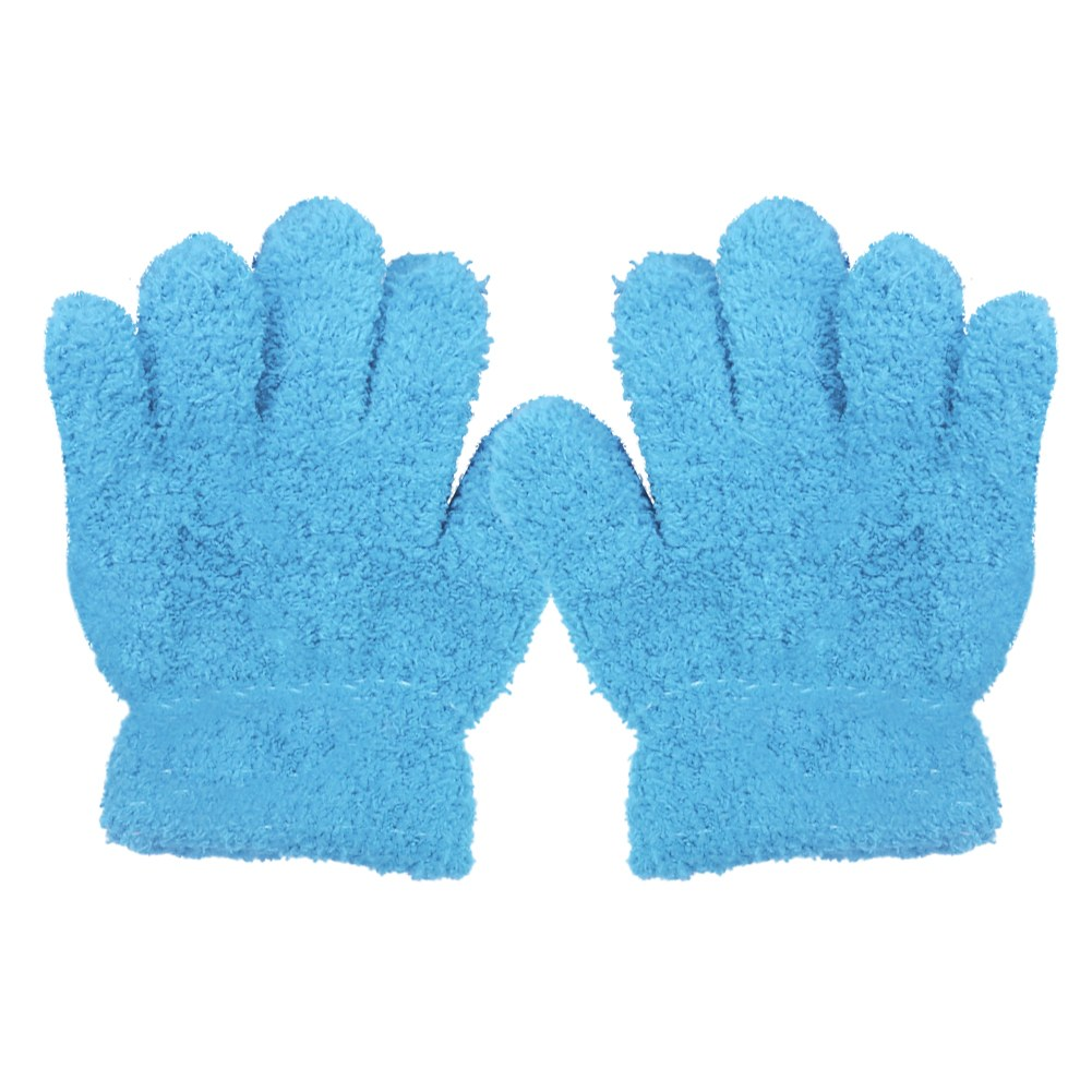 Toddler Magic Gloves Baby Kids Girls Boys Stretchy Knit
