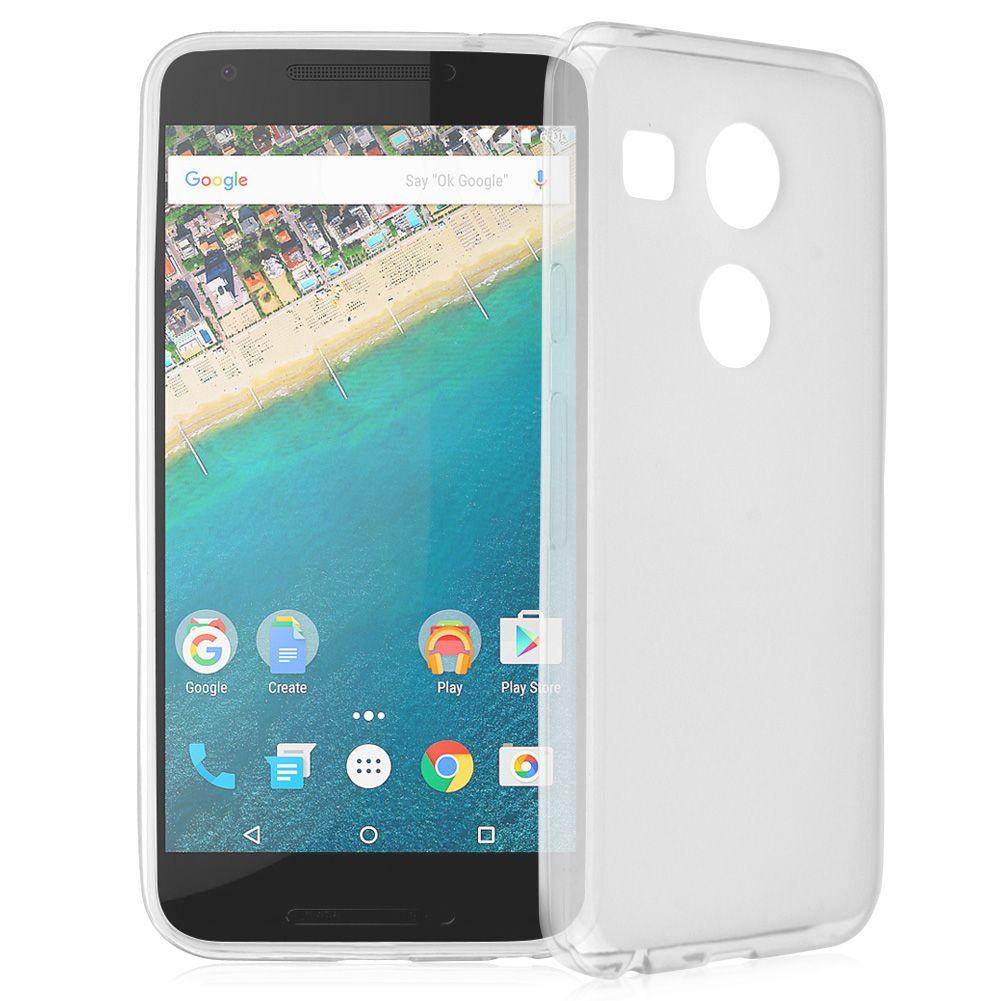 Details about For LG Google Nexus 5X 2015 Ultra Thin Slim Soft TPU Gel ...