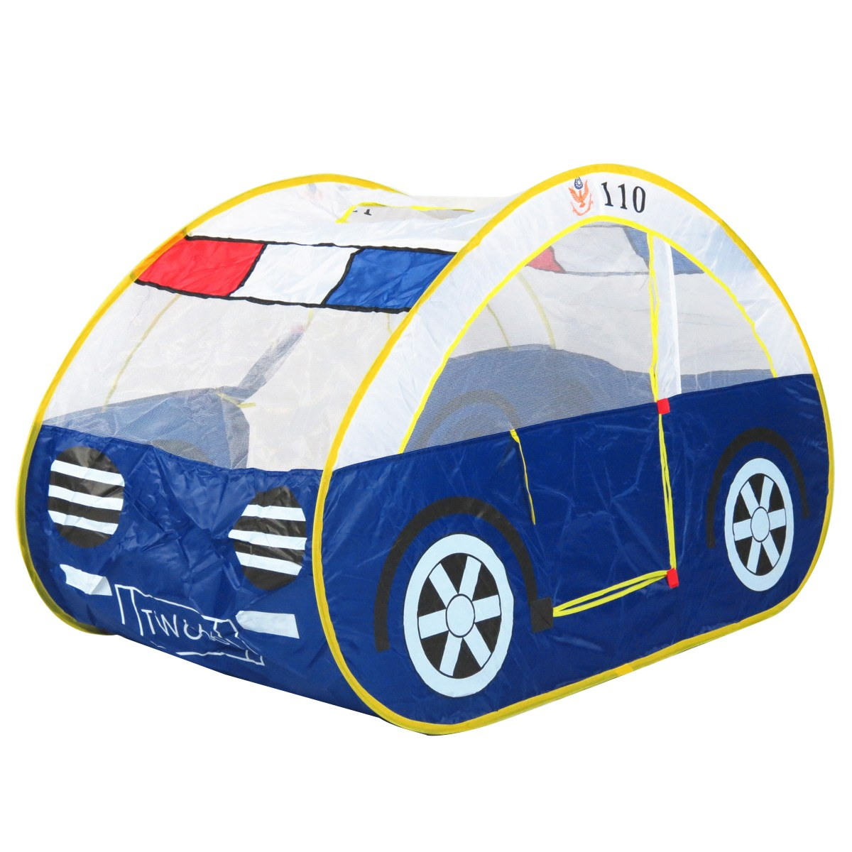 NEW-PORTABLE-FOLDING-POP-UP-PLAY-TENT-CHILDRENS-  sc 1 st  eBay & NEW PORTABLE FOLDING POP UP PLAY TENT CHILDRENS KIDS PLAYHOUSE ...