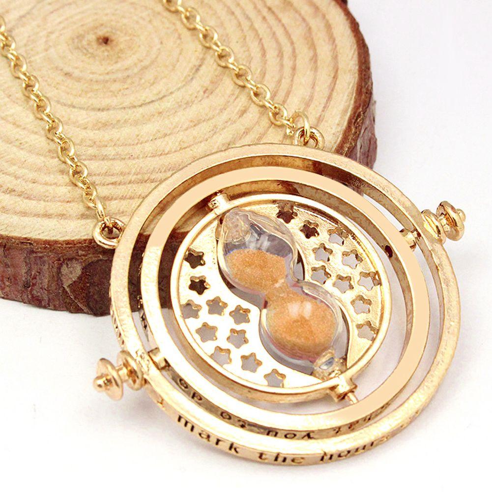 Harry Potter Time Turner Necklace Hermione Granger ...