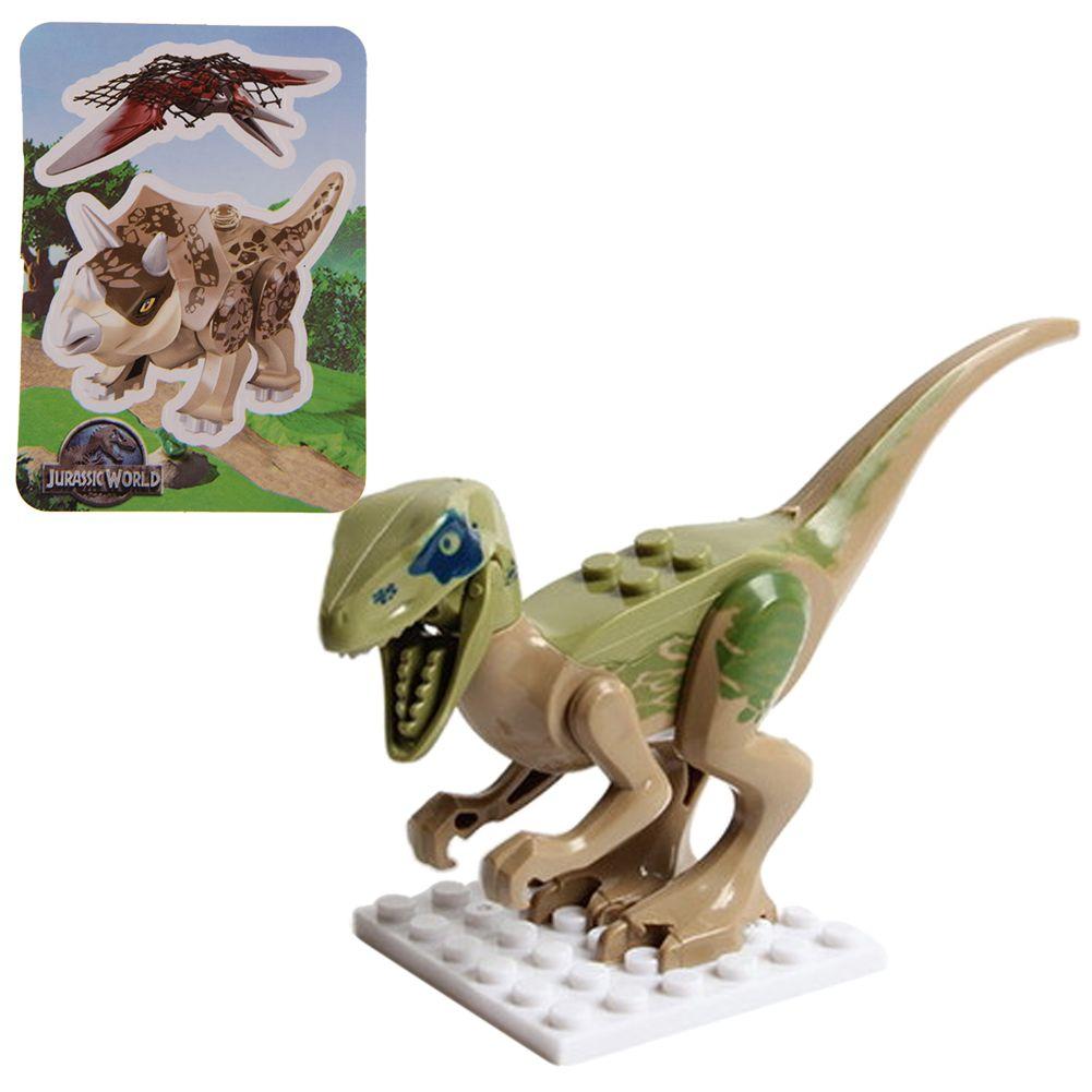 How To Build A Jurassic Park Toy Dinosaur 44