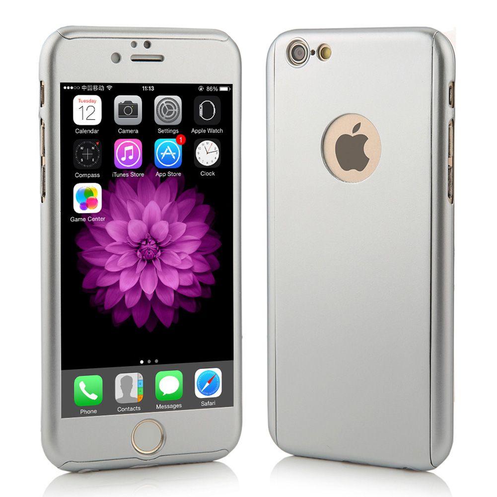 iphone 6 full body case grey