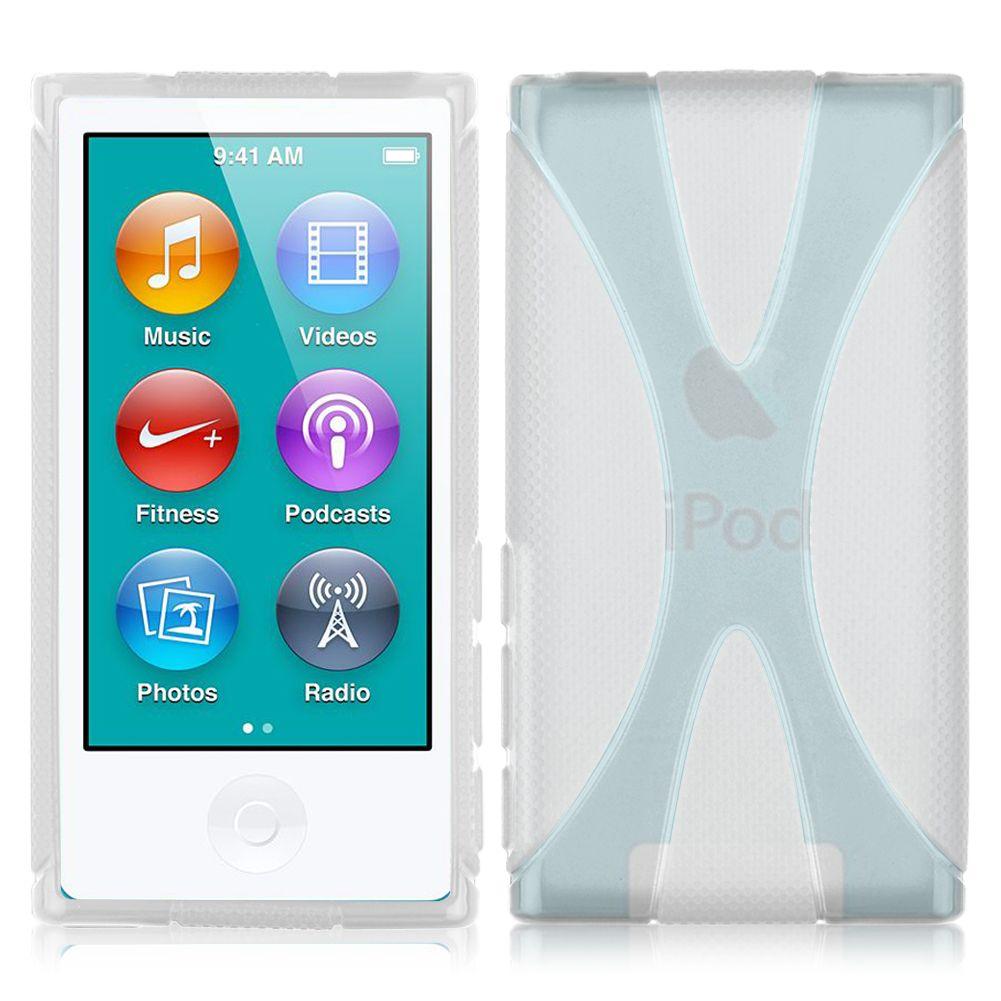 ultra thin soft tpu silicone case cover skin for ipod nano. Black Bedroom Furniture Sets. Home Design Ideas
