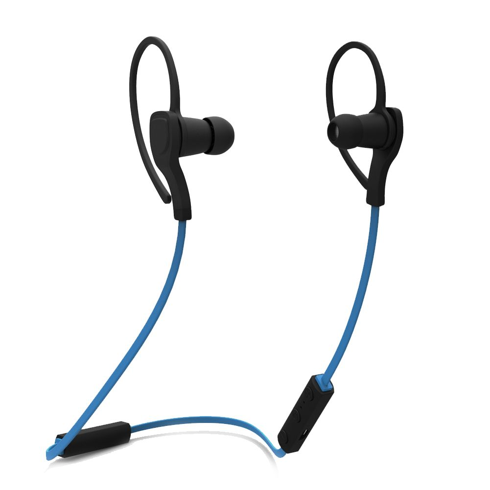 wireless bluetooth headset sport stereo headphone earphone for mobile cell phone ebay. Black Bedroom Furniture Sets. Home Design Ideas