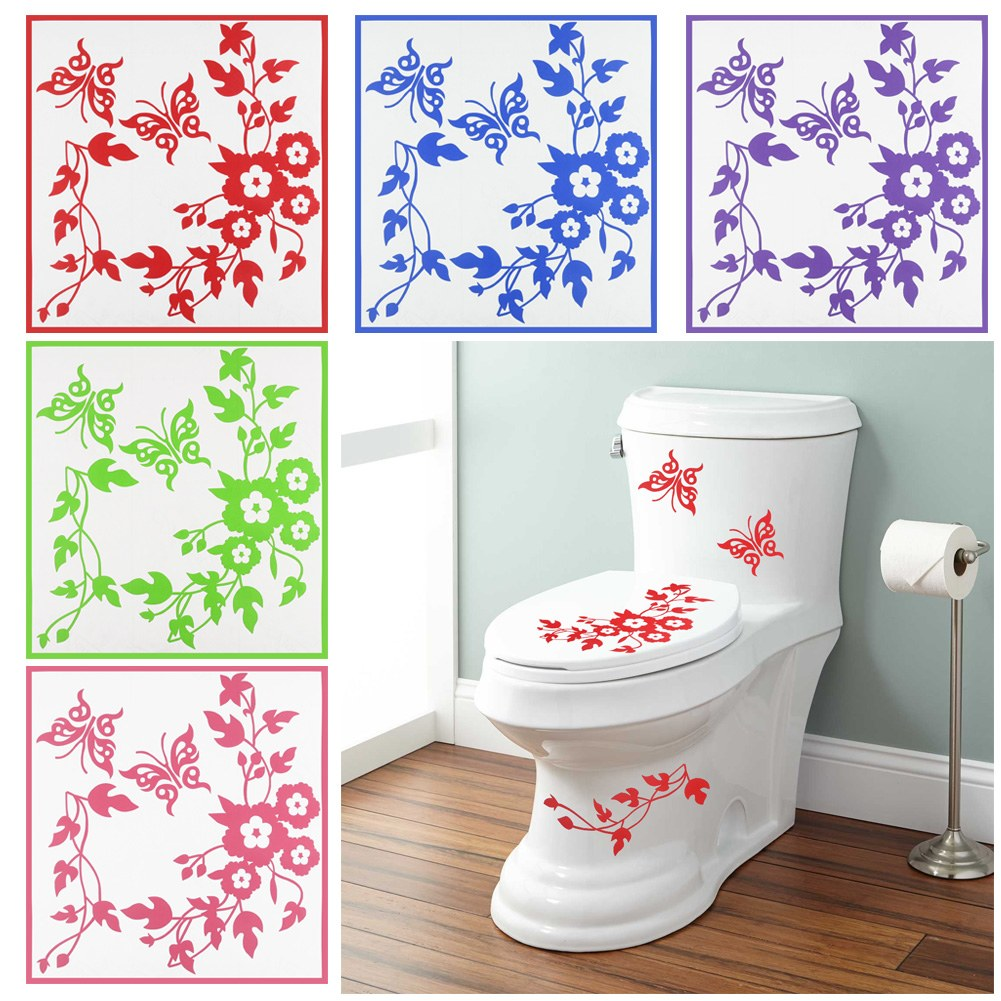 Butterfly Flower Bathroom Toilet Seat Wall Decals Sticker. White Kitchen With Light Floors. Modern Kitchen Pictures And Ideas. White Kitchens Designs. Average Cost To Remodel A Small Kitchen. Small Kitchen Flooring. Kitchen Designs With Island. Island Designs For Kitchens. Kitchen Islands Melbourne