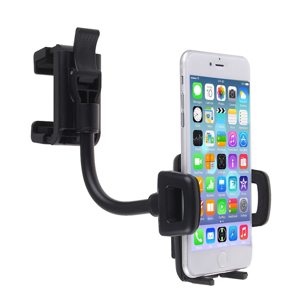 Universal 360 in car auto rearview mirror holder mount for Mirror holders