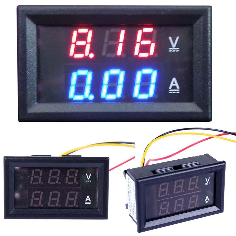 Digital Voltmeter Symbols : V a dc digital lcd voltmeter amperemeter