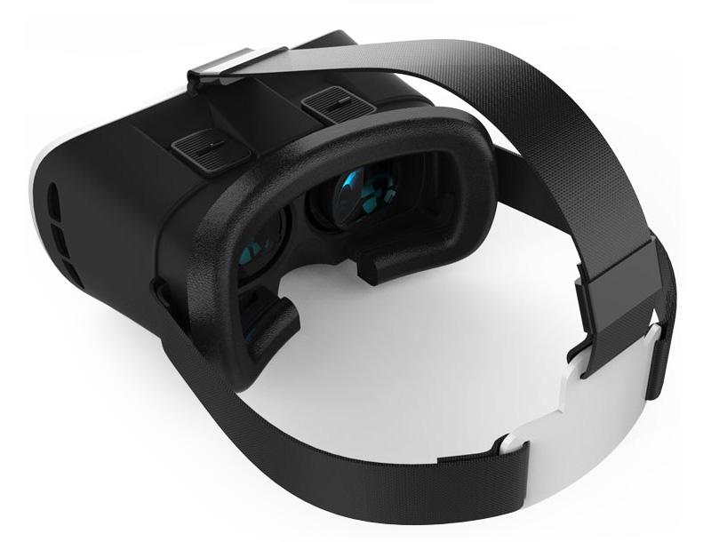 Vr virtual reality glasses rift google cardboard 3 5 quot 6 quot smart phone